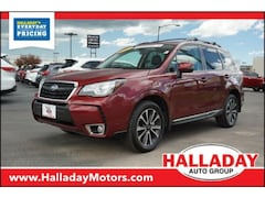 Used 2017 Subaru Forester Touring JF2SJGWC4HH530714 in Cheyenne, WY at Halladay Subaru