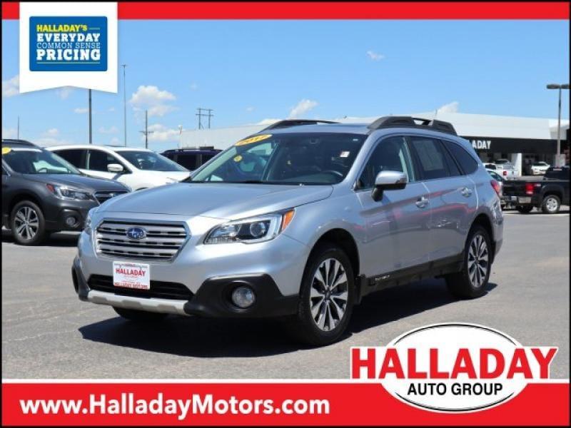 2017 Subaru Outback Limited SUV