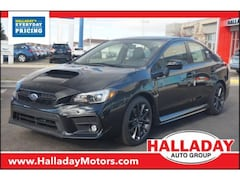 New 2019 Subaru WRX Limited Sedan in Cheyenne, WY at Halladay Subaru