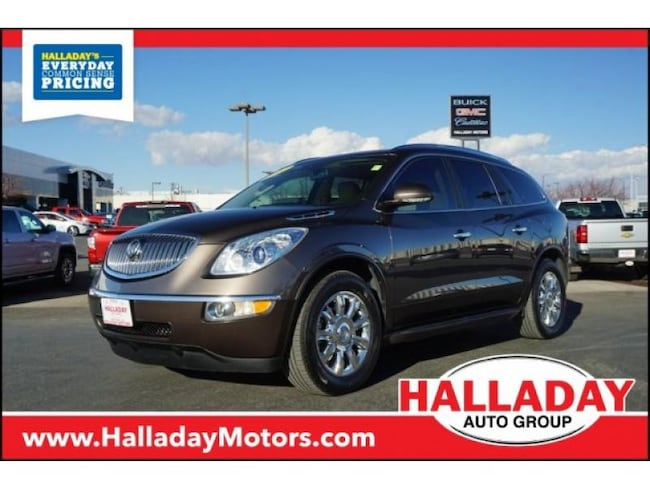 Used 2012 Buick Enclave Leather SUV For Sale Cheyenne, WY