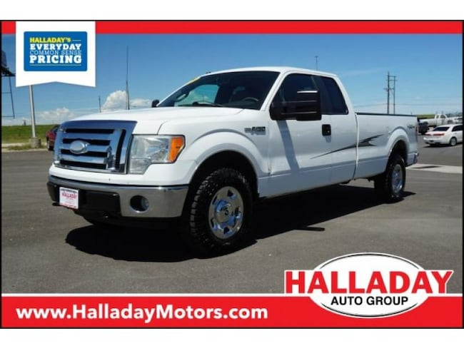 Used 2009 Ford F-150 XLT w/Midbox Prep Truck Super Cab For Sale Cheyenne, WY