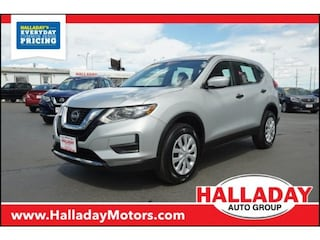 Certified Pre-Owned 2019 Nissan Rogue S SUV N747987 in Cheyenne, WY