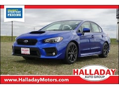 New 2018 Subaru WRX Limited Sedan in Cheyenne, WY at Halladay Subaru