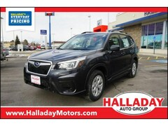 New 2019 Subaru Forester Standard SUV in Cheyenne, WY at Halladay Subaru