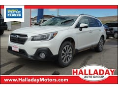 New 2019 Subaru Outback 3.6R Touring SUV 4S4BSETC2K3338583 in Cheyenne, WY at Halladay Subaru