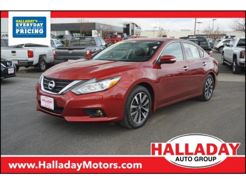 Certified Used 2016 Nissan Altima 2 5 SV For Sale in