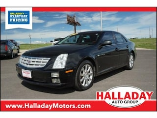 Bargain 2006 CADILLAC STS Base Sedan under $10,000 for Sale in Cheyenne, WY