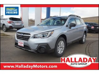 New  2019 Subaru Outback 2.5i SUV For Sale Cheyenne WY