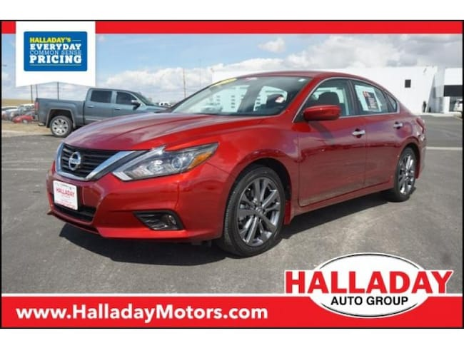 Used 2018 Nissan Altima 2.5 SR Sedan in Cheyenne, WY