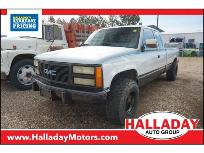 Used 1990 GMC Sierra Cab; Extended For Sale Cheyenne, WY