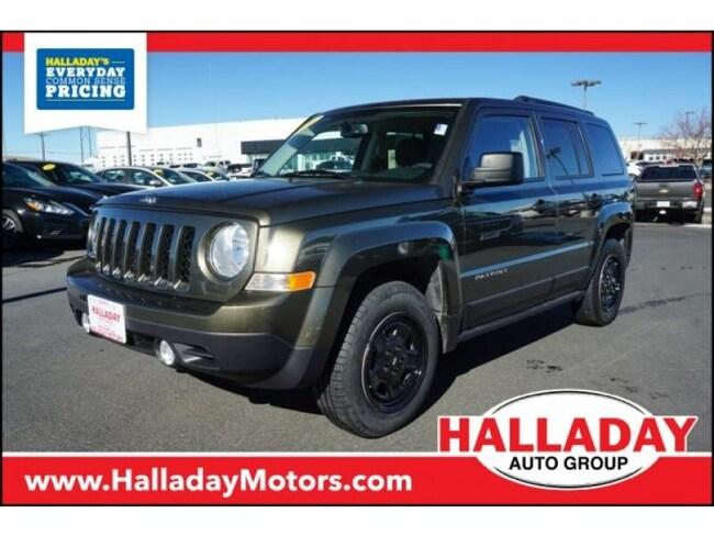 Used 2016 Jeep Patriot Sport SUV For Sale Cheyenne, WY