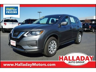 Certified Pre-Owned 2018 Nissan Rogue S SUV 481250 in Cheyenne, WY