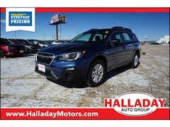 New 2019 Subaru Outback 2.5i SUV 4S4BSABC8K3297841 in Cheyenne, WY at Halladay Subaru