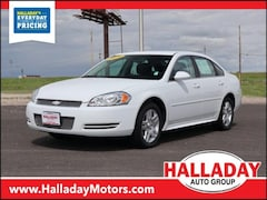Used 2016 Chevrolet Impala Limited LT Sedan P97100 for Sale in Cheyenne, WY