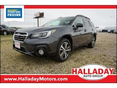 New 2019 Subaru Outback 2.5i Limited SUV 4S4BSANC9K3315145 in Cheyenne, WY at Halladay Subaru