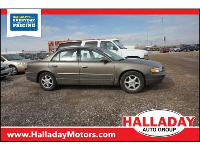 Used 2002 Buick Regal LS Sedan For Sale Cheyenne, WY