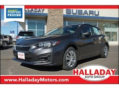 New 2019 Subaru Impreza 2.0i 5-door in Cheyenne, WY at Halladay Subaru
