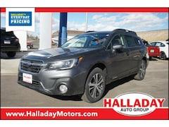 New 2019 Subaru Outback 2.5i Limited SUV 4S4BSANC8K3285376 in Cheyenne, WY at Halladay Subaru