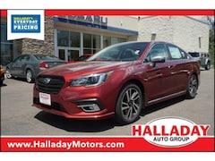 New 2019 Subaru Legacy 2.5i Sport Sedan 4S3BNAS6XK3035633 in Cheyenne, WY at Halladay Subaru