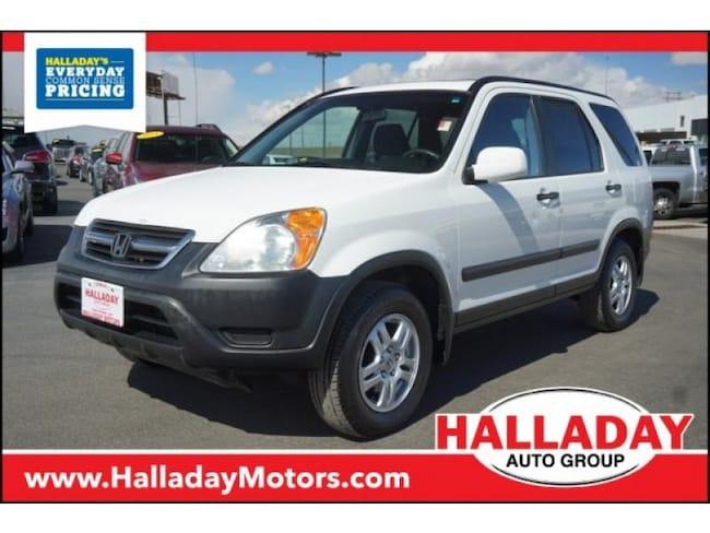 Used 2003 Honda CR-V EX SUV For Sale Cheyenne, WY