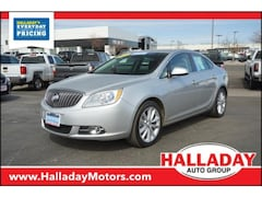 Used 2017 Buick Verano Leather Group 1G4PS5SK3H4107371 in Cheyenne, WY at Halladay Subaru