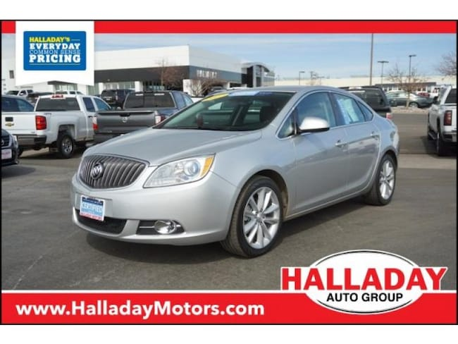 Used 2017 Buick Verano Leather Group Sedan For Sale Cheyenne, WY