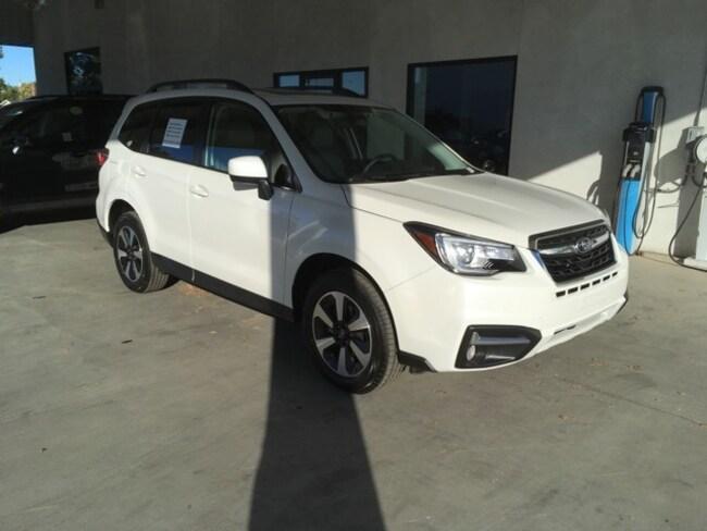 New 2018 Subaru Forester 2.5i Limited w/ Eyesight + Nav + Starlink SUV Chico