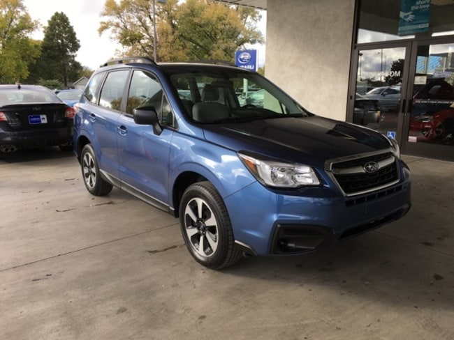 New 2018 Subaru Forester 2.5i w/ Alloy Wheel Package SUV Chico