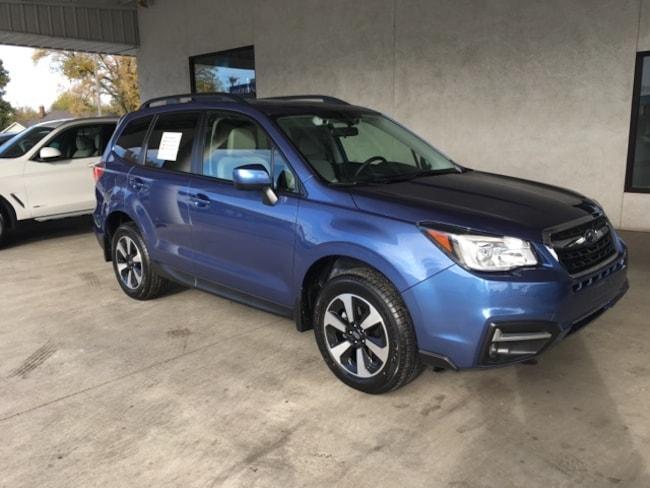 New 2018 Subaru Forester 2.5i Premium with SUV Chico