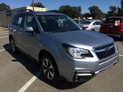 New 2018 Subaru Forester 2.5i Limited with Eyesight + Nav + Starlink SUV for sale Yuba City CA