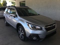 New 2018 Subaru Outback 2.5i Limited with EyeSight, Navigation, High Beam Assist, Reverse Auto Braking, LED Headlights, Steering Responsive Headlights, and Starlink SUV for sale Yuba City CA