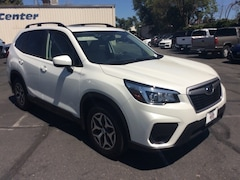 Certified Pre-Owned 2020 Subaru Forester Premium SUV PL8237 in Chico, CA