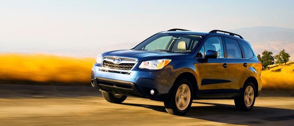 Amazing Compact Crossover Showdown: Subaru Forester Vs. Toyota RAV4 Vs. Honda CR V