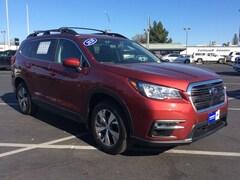 New 2020 Subaru Ascent Premium 7-Passenger SUV for sale in Chico, CA