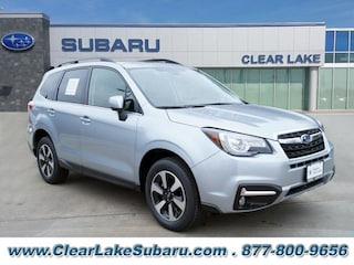 New 2018 Subaru Forester 2.5i Limited with Eyesight + Nav + Starlink SUV For sale in Houston, TX