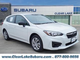 New 2018 Subaru Impreza 2.0i 5-door Houston, TX