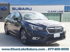 New 2018 Subaru Legacy 2.5i Limited with EyeSight, High Beam Assist, Navigation, Reverse Auto Braking, LED Headlights, Steering Responsive Headlights, and Starlink Sedan Houston, TX