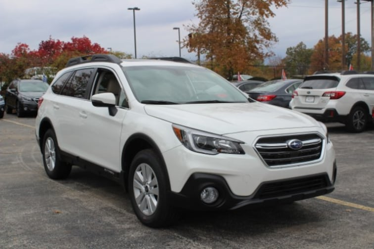 New 2019 Subaru Outback 2.5i Premium SUV in Columbia, MO