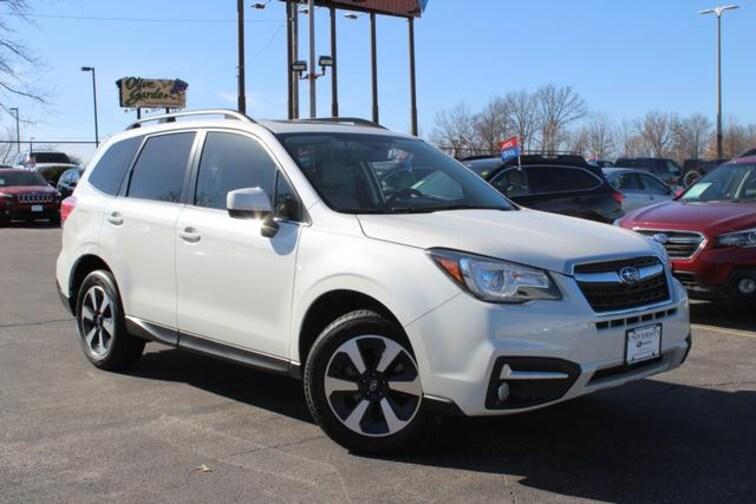Used 2017 Subaru Forester 2.5i Limited SUV in Columbia, MO