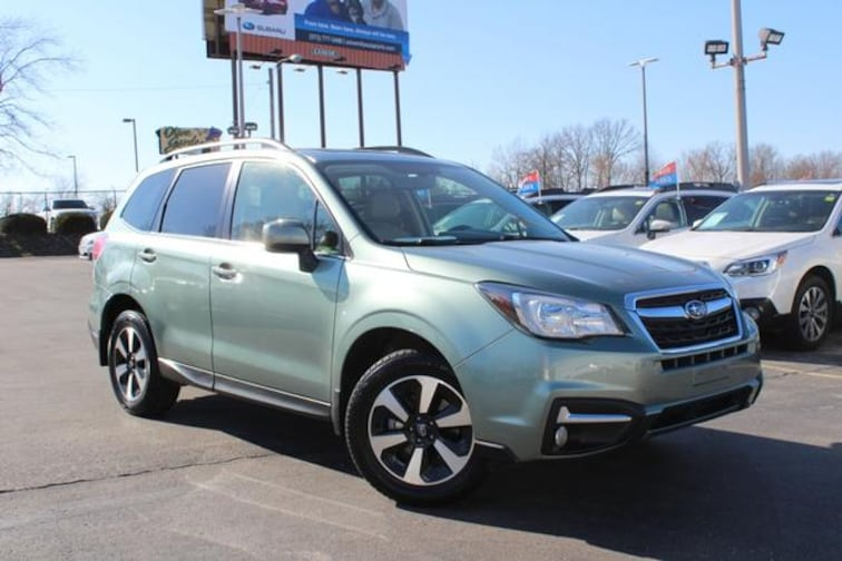 Used 2017 Subaru Forester 2.5i Limited SUV in Columbia, MO