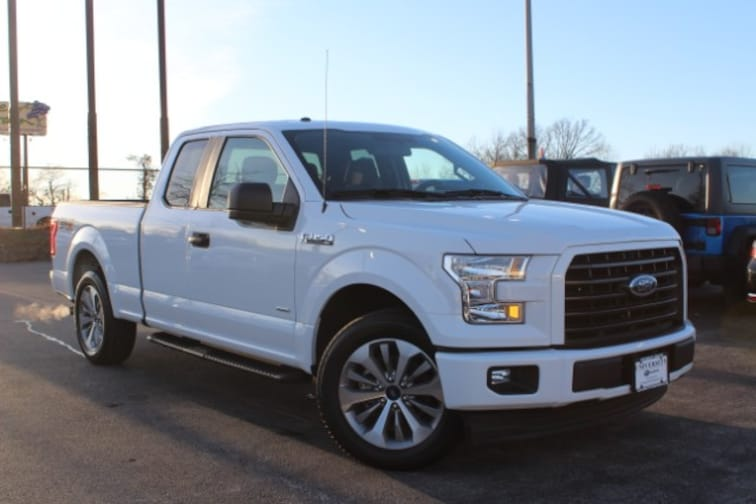 Used 2017 Ford F-150 Truck SuperCab Styleside in Columbia, MO