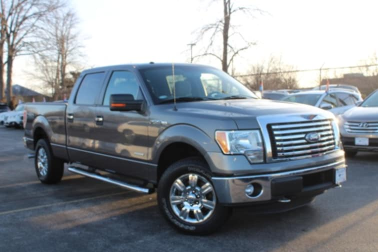 Used 2011 Ford F-150 Truck SuperCrew Cab in Columbia, MO