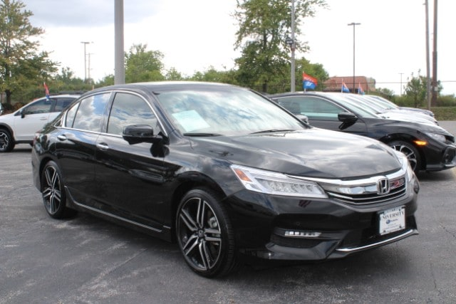 Used 2016 Honda Accord Touring Sedan In Columbia, MO