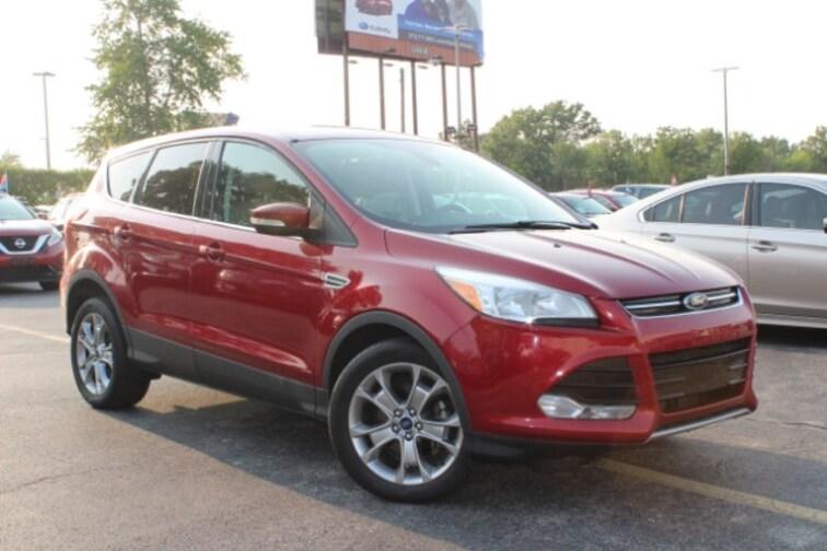 Used 2013 Ford Escape SEL SUV in Columbia, MO
