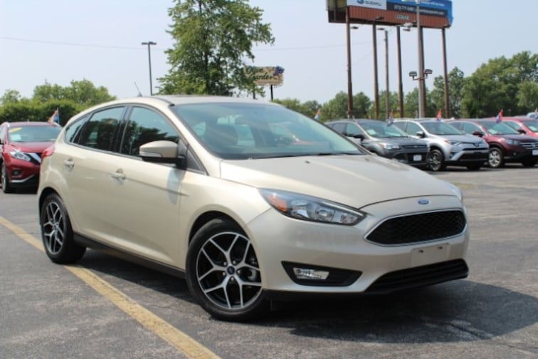 Used 2018 Ford Focus SEL Hatchback in Columbia, MO