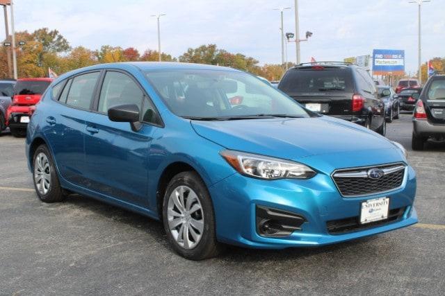 2019 Subaru Impreza 2.0i 5-door