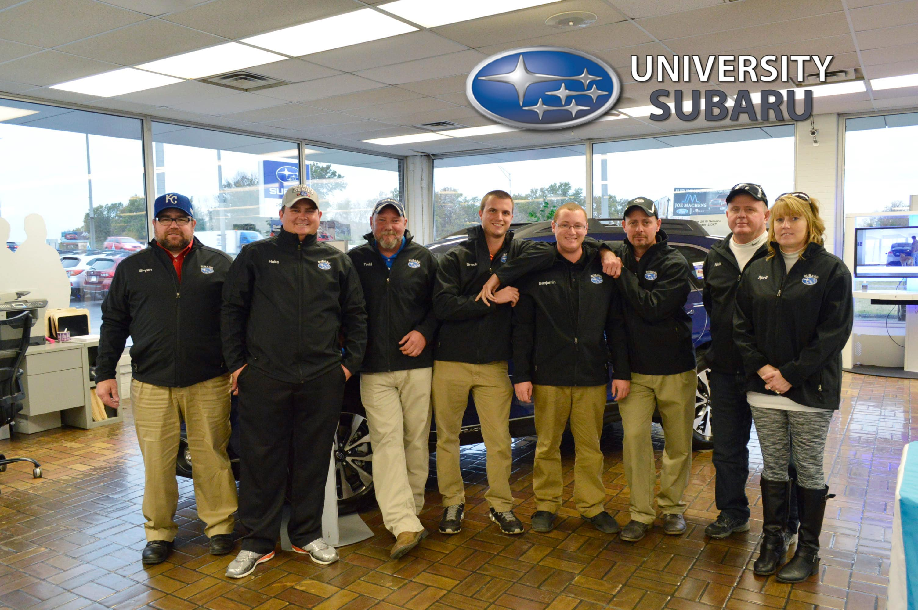 Car Dealerships In Columbia Mo >> About University Subaru In Columbia Mo