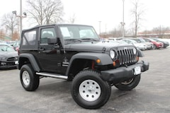 Used 2013 Jeep Wrangler Sport SUV 5967B for sale in Columbia, MO