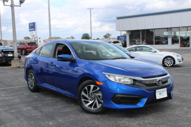 Used 2016 Honda Civic EX Sedan In Columbia, MO