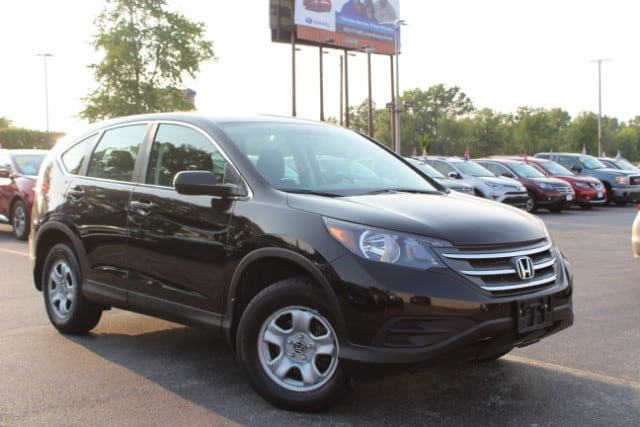 Used 2013 Honda CR V LX AWD SUV In Columbia, MO